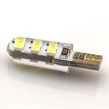 10x AMPOULE 5 LED SMD W5W T10 BLANC XENON ANTI SANS ERREUR* ODB Canbus Étanche