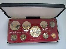 1970 Bahama Islands Proof Set Uncirculated