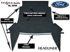 1994-2004 Ford Mustang/Cobra Convertible Headliner Assembly (Inside Liner)