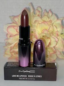 MAC Love Me Lipstick 410 LA FEMME NIB Full Size Authentic Fast/Free Shipping