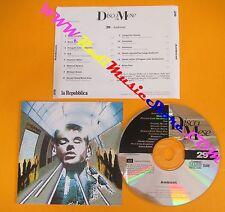 CD DISCO MESE 29 AMBIENT PROMO compilation 1995 BRIAN ENO ORB AMAZONE (C18)*