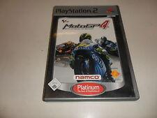PLAYSTATION 2 PS 2 MOTO GP 4 PLATINUM [] (6)