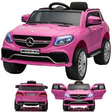 Mercedes-Benz GLE 63S AMG Kinderauto Kinderfahrzeug Kinder Elektroauto PINK/ROSA
