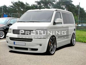 RSS Look Sideskirts For VW T5 Transporter Side Skirts SHORT AND LONG VERSION