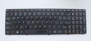Lenovo G580 Single Key US Layout Keyboard 25206689 V-117020NS2-US    (A026)