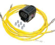 AUDI VW Skoda 6 pin connector plug stecker 1J0973713 with repair wire **lambda**