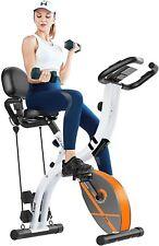 Folding Stationary Upright Indoor Cycling Exercise Bike Recumbent Fitness Bike