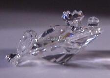 Swarovski Crystal Prince Frog CLEAR EYES 010010 Comme neuf en Boîte à la retraite rare