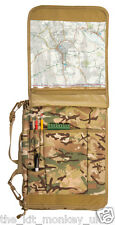 Kombat Army Commanders A4 Nirex orders folder holder BTP matches MTP / Multicam