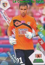128 ALBERTO ESPANA PIAST GLIWICE CADIZ.FC CARD ADRENALYN EKSTRAKLASA 2015 PANINI