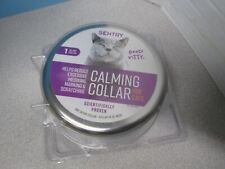 Sentry Calming Cat Collar Helps Reduce Marking Scratching Excessive Meowing