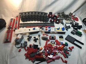 LEGO City Passenger Train 2005  (7938) Parts, Track Power Supply
