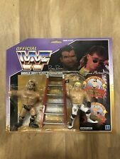 WWF Hasbro Custom Figuren Figure Moc HBK Shawn Michaels & Razor Ramon WWE