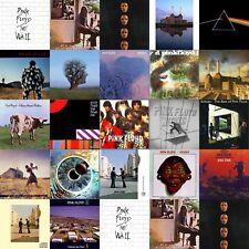 Pink Floyd Guitar Tabs Tab leçon Logiciel CD 185 Chansons Livre & 34 Support Track