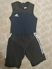 Adidas weightlifting suit
