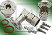 "7/8"" EIA Right Angle Connector Clamp 7/8 Cable LDF5-50, AVA5-50, AL5-50, BM61556"