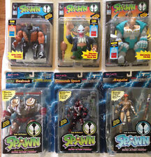 Todd McFarlane''s SPAWN Collection of 6 Figures!