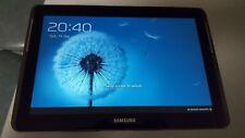 Samsung Galaxy Tab 2 GT-P5100 16GB, Wi-Fi + 3G, 10.1in -Black/Silver/grey,as New