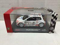 Saico 1:32 FIAT PUNTO SUPER 1600 WRC Navarra / Fedeli 2001 Rallye Moise MIB