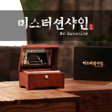 [Orgel House] Mr. Sunshine - Green Sleeves Wooden Music Box Orgel