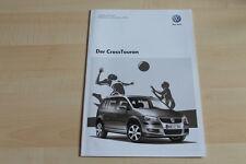 79434) VW Cross Touran - Preise & technische Daten & Ausstattungen - Prospekt 11