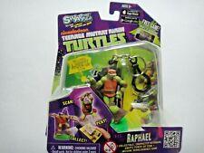 Raphael Nickelodeon Teenage Mutant Ninja Turtle Swappz Action Figure Keychain