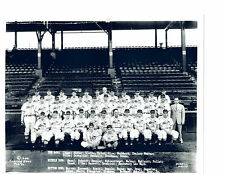1946 ST. LOUIS CARDINALS WORLD CHAMPS TEAM PHOTO  BASEBALL MISSOURI