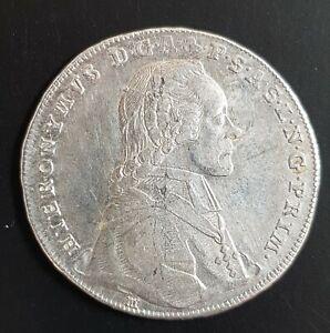 20 Kreuzer Salzburg 1776 Hieronymus