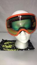 Electric EG2 Spherical CAT.1 Lens Snow Ski Snowboard Goggle Orange Frame NEW