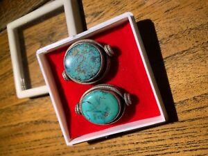 Antique Tibet Turquoise bead