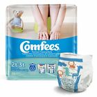Comfees Toddler Training Pants Size 2T to 3T Up to 34 lbs. CMF-B2 26 Ct