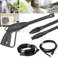 135 Bar M14 Pressure Washer Trigger Gun Spray 12mm Turbo Lance 5/10m Washer