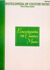 Encyclopedia of Country Music songbook, Willie, Dolly, Alabama, Charlie Pride Vg