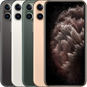 Apple iPhone 11 Pro - 64/256/512GB Unlocked All Colours Very Good Condition