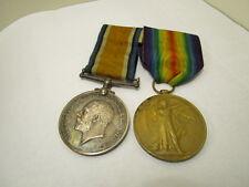 WWI British Medal Bar ~ BEAUTIFUL Matching NAMED & Engraved Medal Bar Set