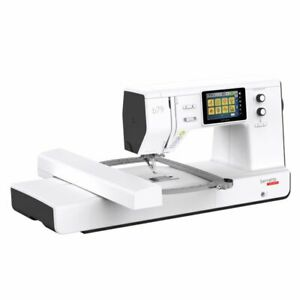Bernette b79 Computerized Embroidery and Sewing Combo Machine CR