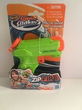 Nerf Micro-sized Super Soaker Zip Fire Squirt Gun