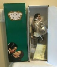 2009 Limited Edition Tonner Captain Rhett Butler Gone With the Wind Clark Gable