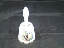 Vintage Danbury Mint Norman Rockwell Limited Edition Tom Sawyer Bell