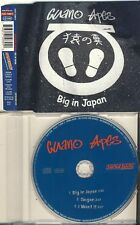 GUANO APES - big in Japan  3 trk MAXI CD 2000