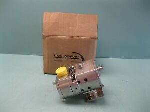 "1-1/2"" Unibloc PD 300 Series Sanitary SS Lobe Pump D4 (2877)"