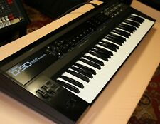 Roland D-50 D50 Linear Synthesizer. Clean, Fully Functional !!! + Soft Case !!