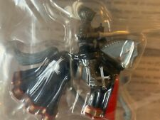 Tin Toy Soldiers  Painted 54 mm Medieval Knight - BLACK KNIGHT (NIB)