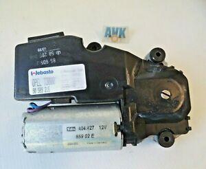 Schiebedachmotor 90589215 Opel Astra G