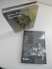 Authentic Jethro Tull Aqualung 40th Anniversary Adapted 2CD 2DVD 80page Book Set