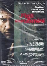 Dvd **I FIGLI DEGLI UOMINI** Ediz. Speciale 2 dischi con Clive Owwen nuovo 2006