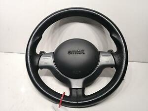 SMART 2003 Petrol Mk1 3 Spoke Steering Wheel W/Paddle Shift +WARRANTY