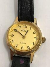 alte Emes Damenuhr Armbanduhr #439