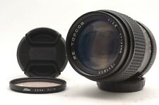@ Ship in 24 Hours! @ Rare! @ Topcon RE Topcor 135mm f2.8 Telephoto Bayonet Lens