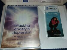 MIDWEST CENTER Lucinda Bassett Attacking Anxiety & Depression Self Help Kit